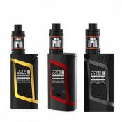 SMOK Alien Kit 220W TC TFV8 Baby Kit Test